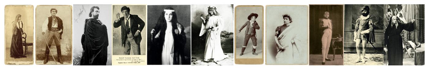 Dramatično društvo v Ljubljani (ustanovljeno l. 1867) je začetnik slovenskega gledališča moderne dobe.