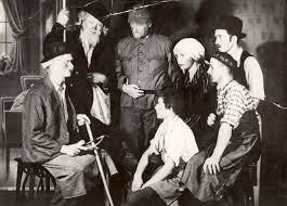 Fotografija iz predstave »Oče«, leta 1936