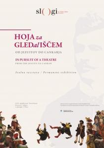 Velika storia sega od gledališča reformatorjev in protireformatorjev in se sklene z nastopom slovenskega dramatika evropskega formata Ivana Cankarja.